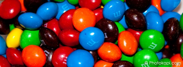 Facebook Cover Photo M & Ms