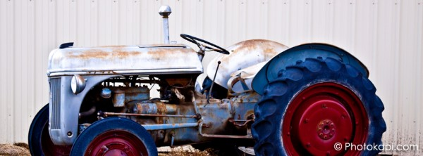 Facebook Cover Photo Tractor