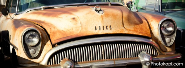 Facebook Cover Photo Rusty Buick