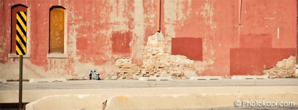 Facebook Cover Photo Crumbling Wall