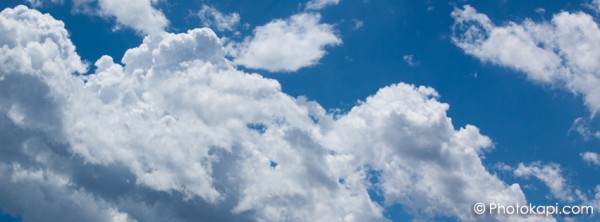 Facebook Cover Photo Clouds