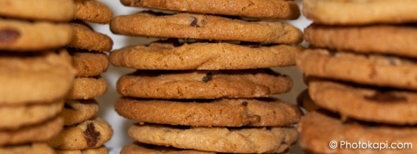 Facebook Cover Photo Cookies