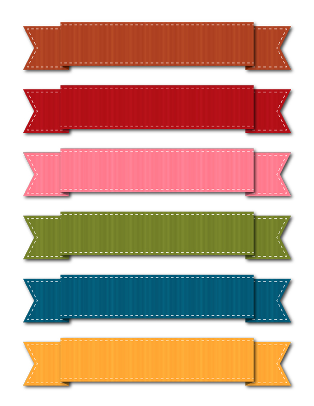 Grossgrain Ribbons