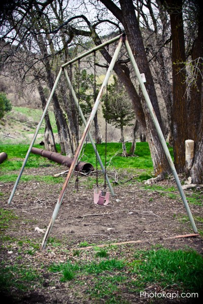 Lonesome Swingset Ophir