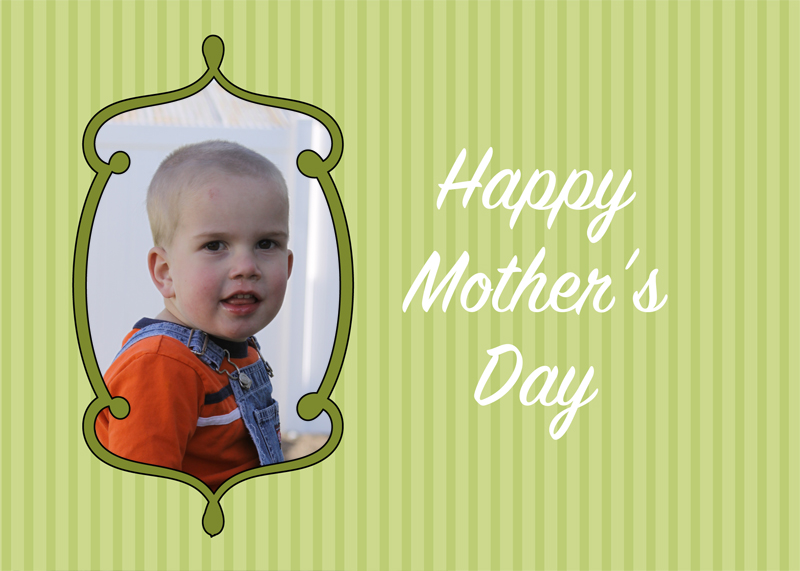 Mothers Day Card Preview