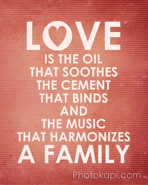 Love is the Oil