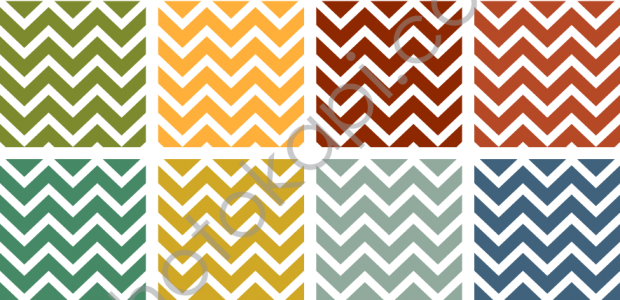 How about some FREE printable chevron patterns? Available in 16 shades, and 2 styles (transparent or white background), these are great for scrapbook page backgrounds. Measuring at 2500 x 2500...