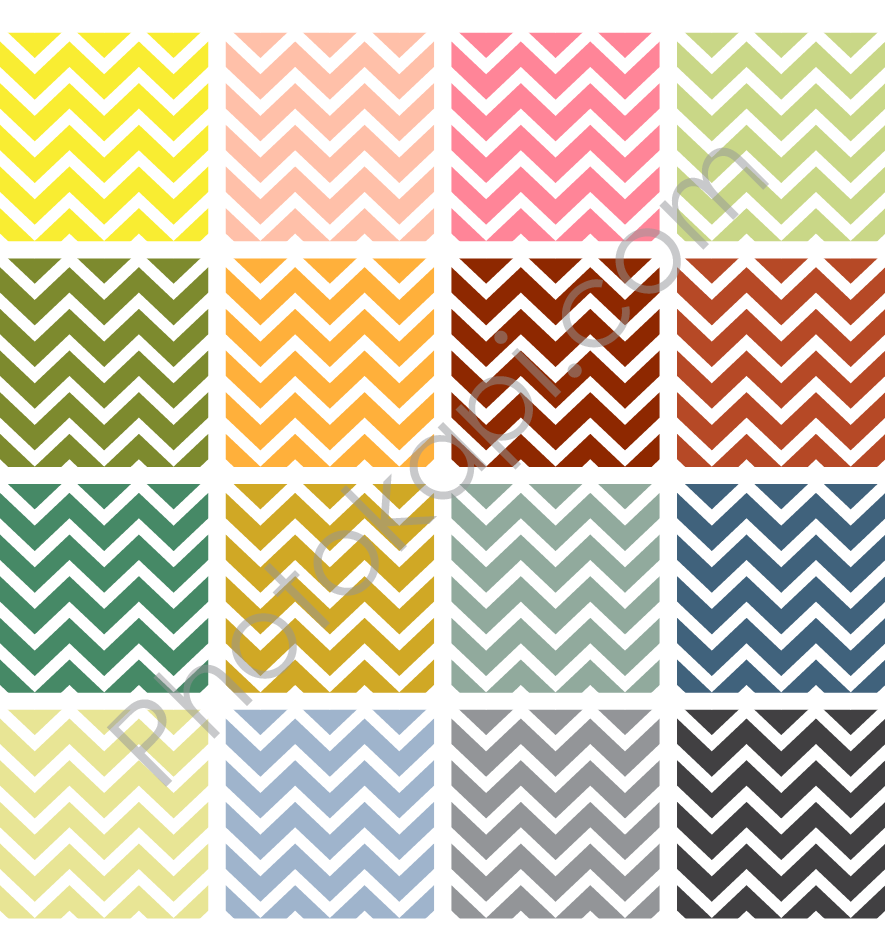Free Printable Chevron Patterns