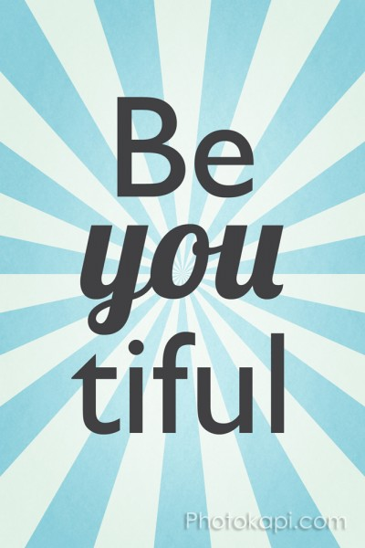 Be You Tiful - Aqua