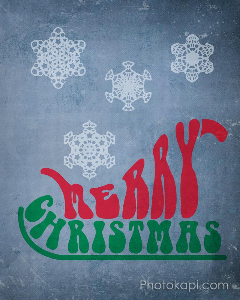 Merry Christmas Sleigh