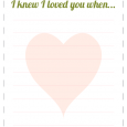 More Valentine freebies! Sized at 3″ x 5″ to fit on an index card, or cut them out as-is and staple them on one end, Makes a cute Valentine gift...