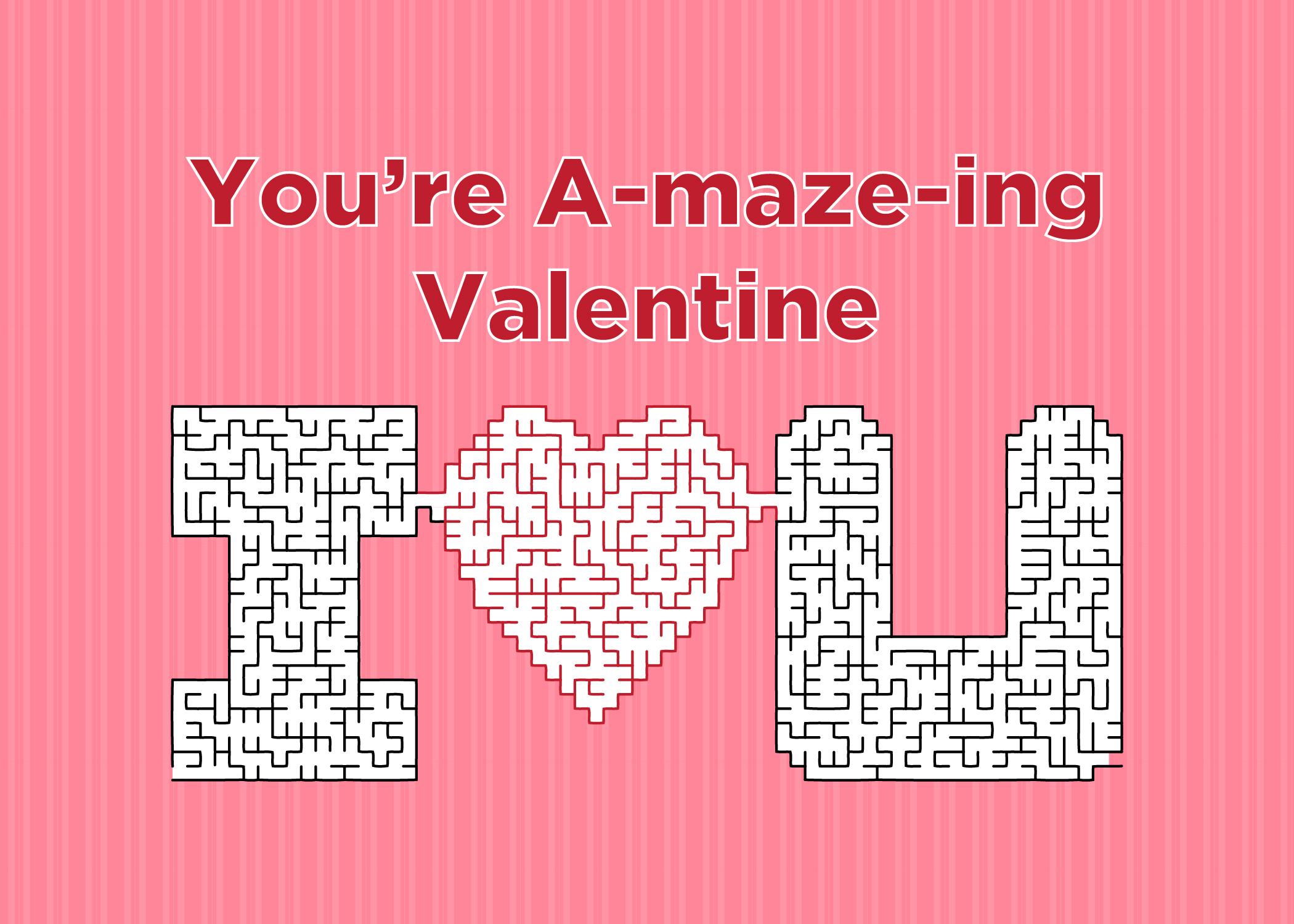 valentine-a-maze-ing