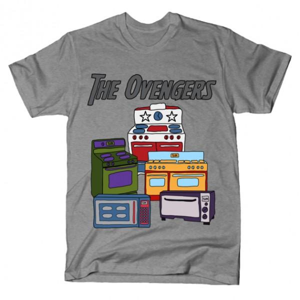 Ovengers T-Shirt