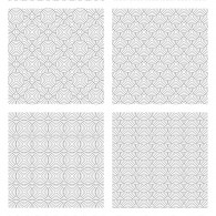 8 Free circular geometric patterns, 2500 x 2500 pixels jpg format. Use them however you would like, but you cannot sell them directly. Download Circular Geometric Patterns (19MB)