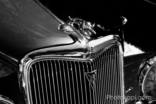 Antique Car Details