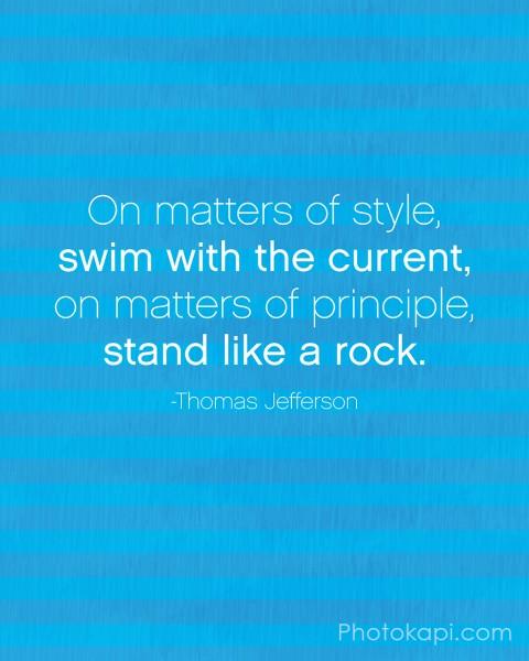 Stand Like A Rock