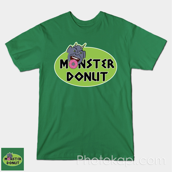 Monster Donut - Percy Jackson | Photokapi.com