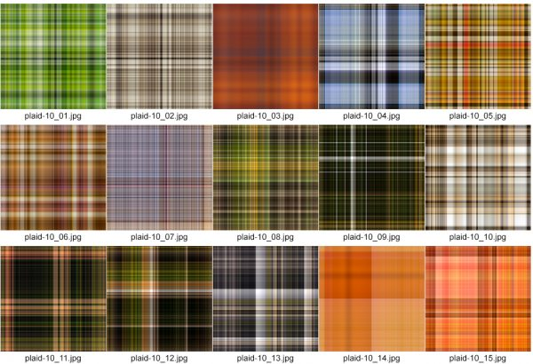 Plaids X by Photokapi | Photokapi.com