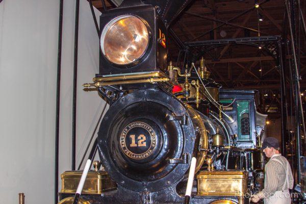 California State Railroad Museum - Photokapi.com