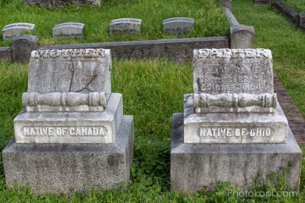 Mother and Father Headstones - Photokapi.com