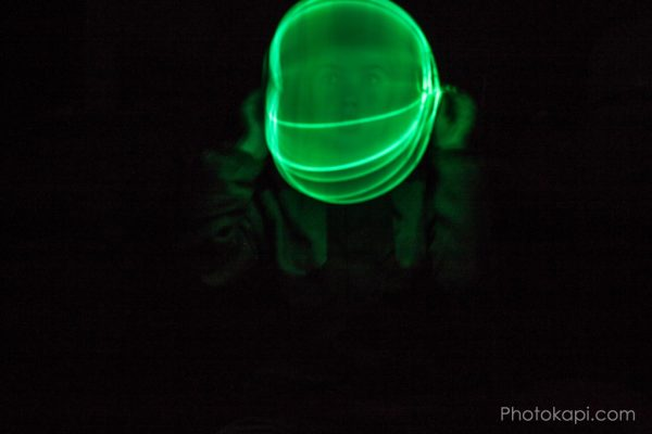 Glow Stick Photography | Photokapi.com