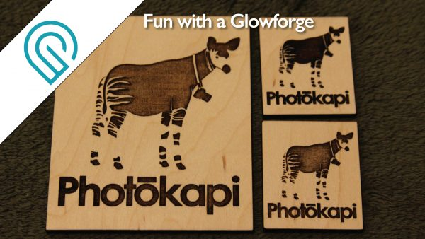 Fun with a Glowforge | Photokapi.com