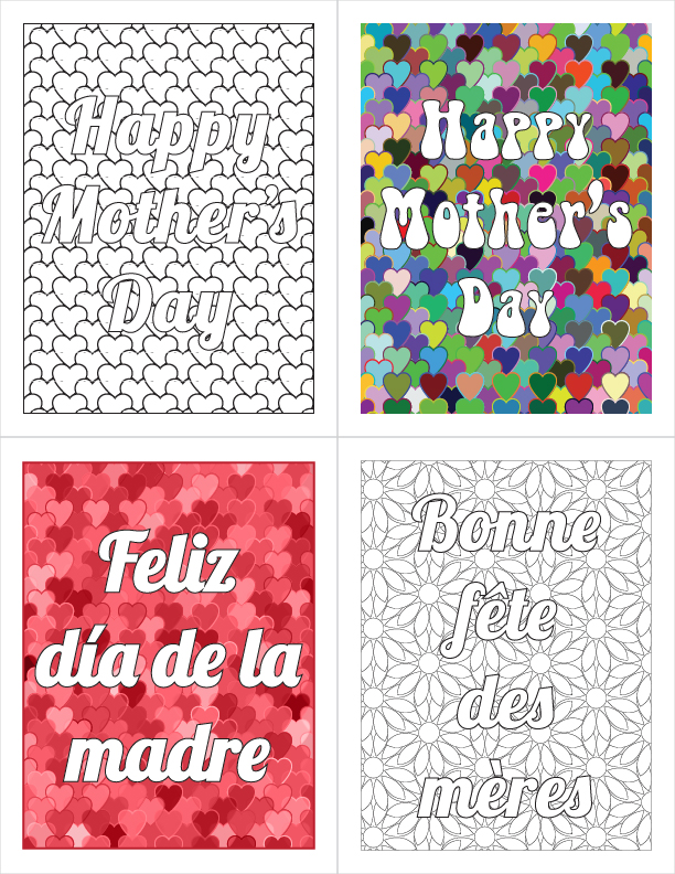 Free Printable Mother's Day Cards | Photokapi.com