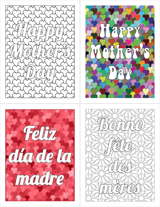 Free Printable Mother's Day Cards | Photokapi.com