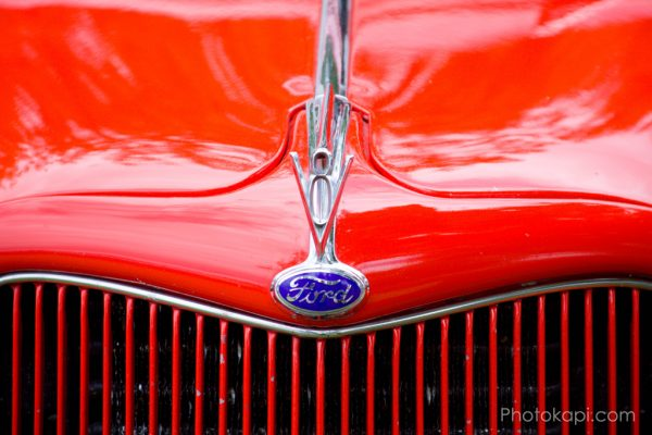 Steel Days Vintage Car Photos | Photokapi.com
