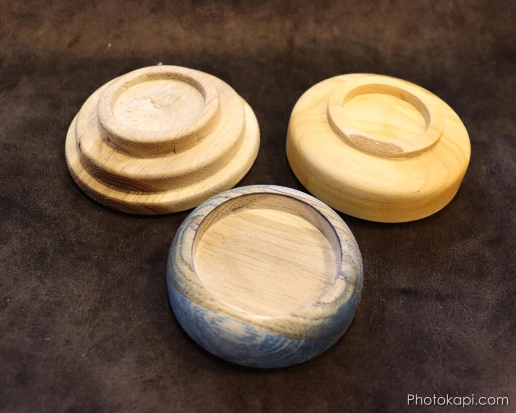 Oak and Apricot Bowls | Photokapi.com